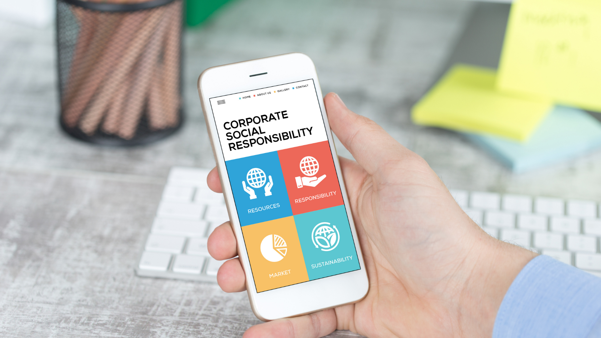 Corporate Social Responsibility (CSR) and social enterprises