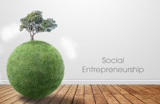Social Entrepreneurship: A Tool for Social Development & Sustainability